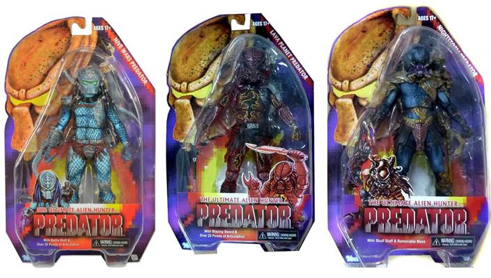 Predator Hive Wars 18 cm série 10  Galaxy Figurines