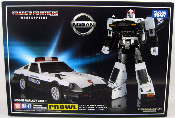 Prowl MP-17 Transformers
