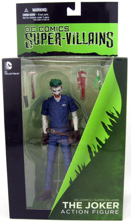 The New 52 Joker Figure