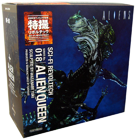 Alien Queen  Revoltech Figure