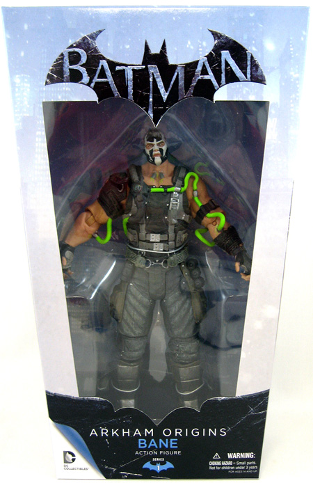 Bane Batman Arkham Origins Figure