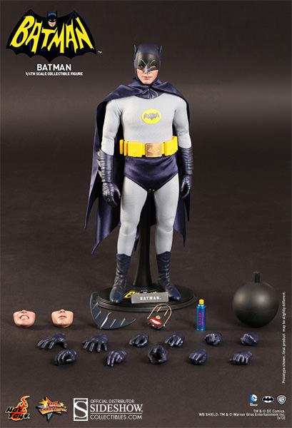 Batman 1960 Hot Toys Figure
