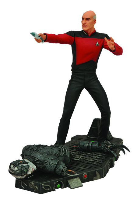 Captain Picard Star Trek Figure