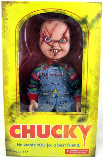 Chucky 15 inch Figure