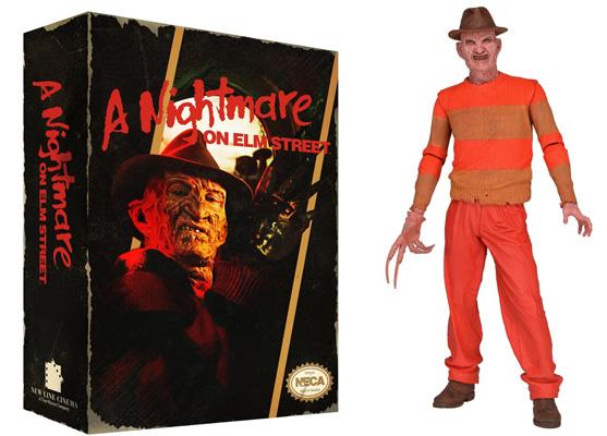Freddy Krueger NES Version Figure