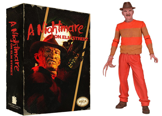 Freddy Krueger NES Version Figure