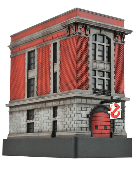 Ghosbusters Light-Up Firehouse