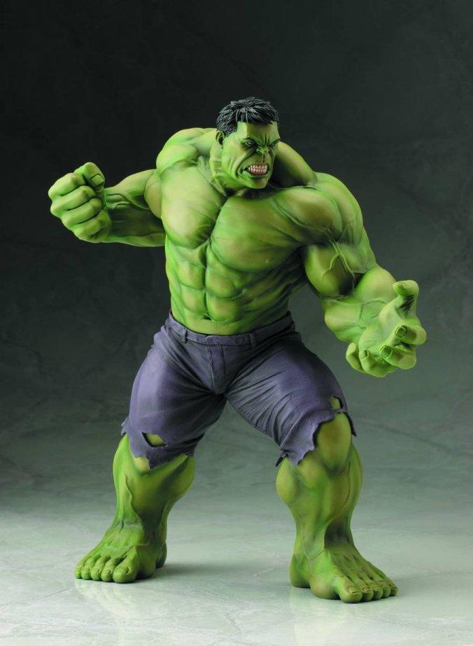 Kotobukiya Marvel Comics ArtFX Hulk Statue