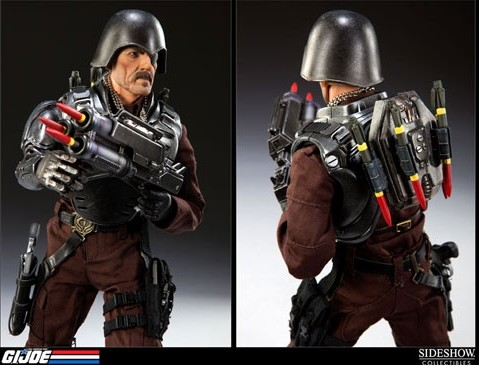 Major Bludd Hot Toys