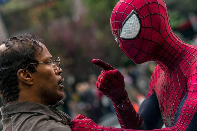 New Spider-Man 2 Movie
