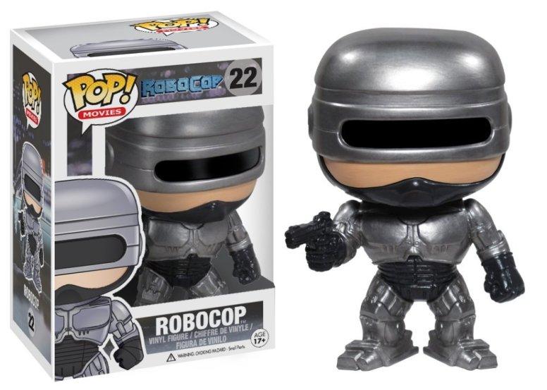 Robocop Pop Figure