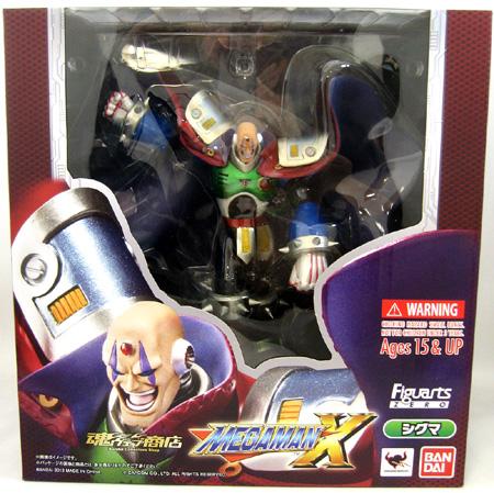 Sigma Mega Man X D-Arts Figure