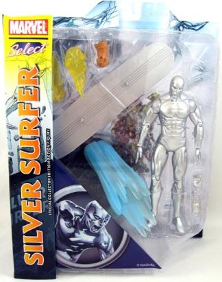 Silver Surfer Marvel Select Figure