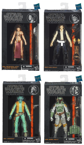 Star Wars Legends Black Series Figures