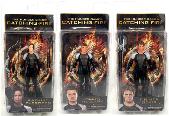 The Hunger Games Catching Fire Figures