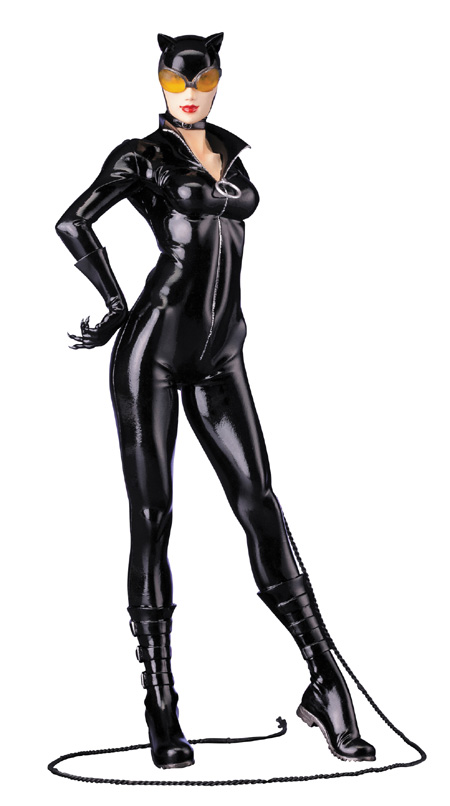 The New 52 Catwoman ArtFX Statue