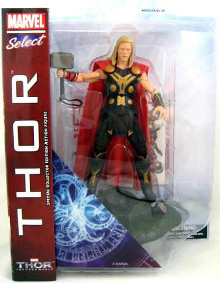 Thor Dark World Figure