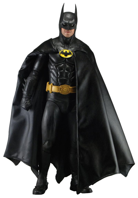 1989 Michael Keaton Batman 18 inch Figure