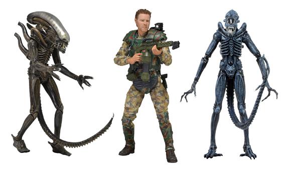 Aliens Movie Series 2 Figure NECA