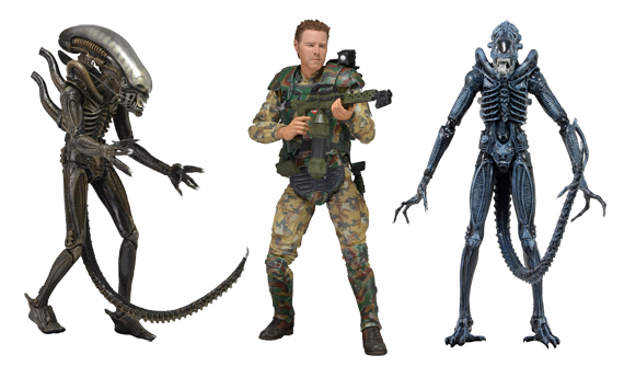 Aliens Movie Series 2 Figure NECA
