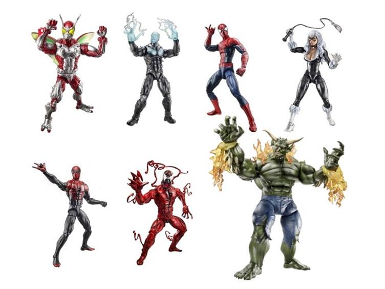 Amazing Spider-Man 2  Marvel Legends Infinite Figure Series (Builds Green Goblin)
