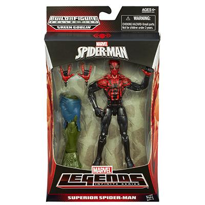 Amazing Spider-Man 2  Marvel Legends Infinite Figure