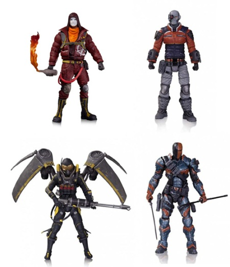 Batman Arkham Origins 6 Inch Action Figure Series 2