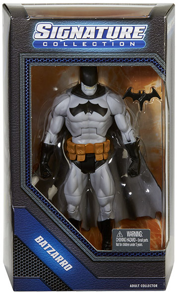 Batzarro DC Universe Figure Club Infinite Earth