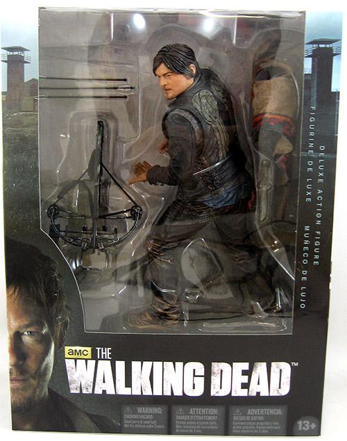 Daryl Dixon 10 inch Walking Dead TV Series Figure