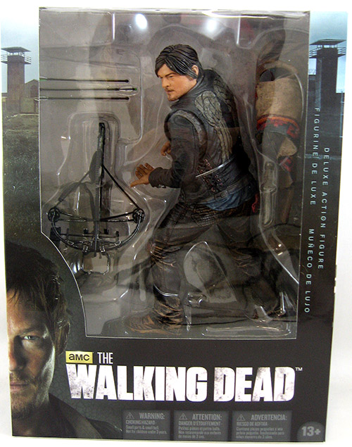 Daryl Dixon 10 inch Walking Dead TV Series Figure