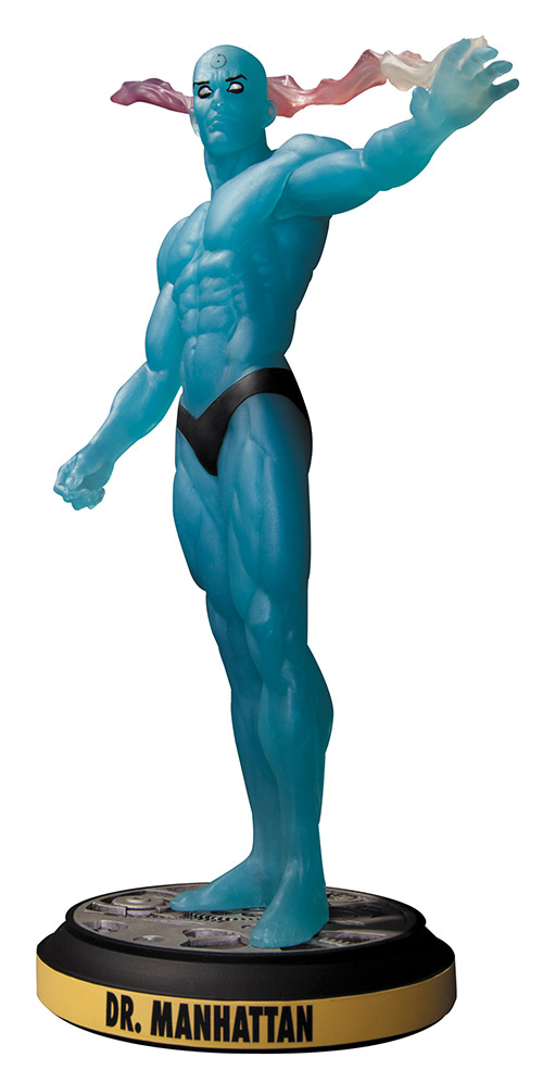 Dr. Manhattan Watchmen Statue