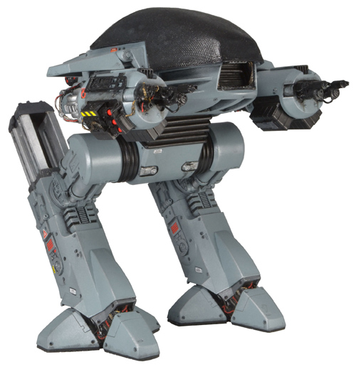 ED-209 With Sound from Robocop Movie