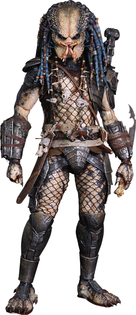 Elder Predator Hot Toys Figure