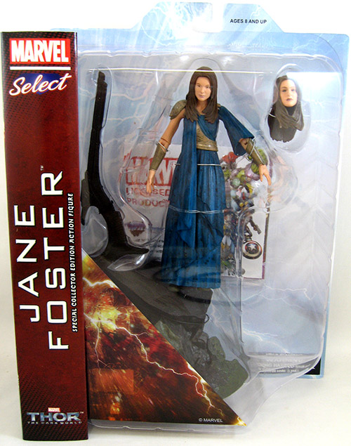 Jane Foster Thor Dark World Marvel Select Figure