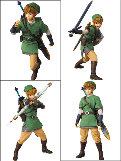 Link Legend Of Zelda 12 inch Figure