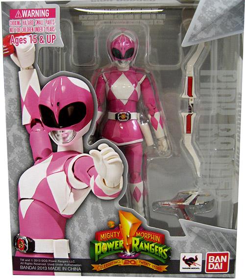 Pink Ranger Mighty Morphin Power Ranger