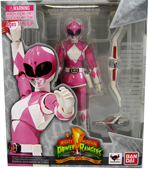 Pink Ranger Mighty Morphin Power Ranger