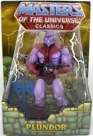 Plundar Masters Of The Universe Figure