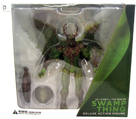 Swamp Thing New 52 Figure