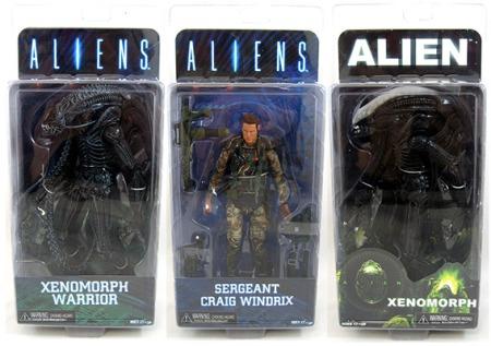 Aliens Movie Figures Series 2