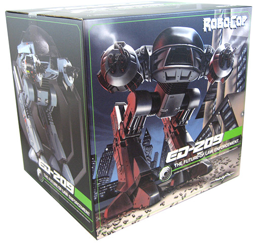 ED-209 RoboCop Figure