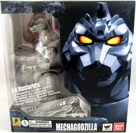 Mechagodzilla Godzilla Figure S.H. MonsterArts Series