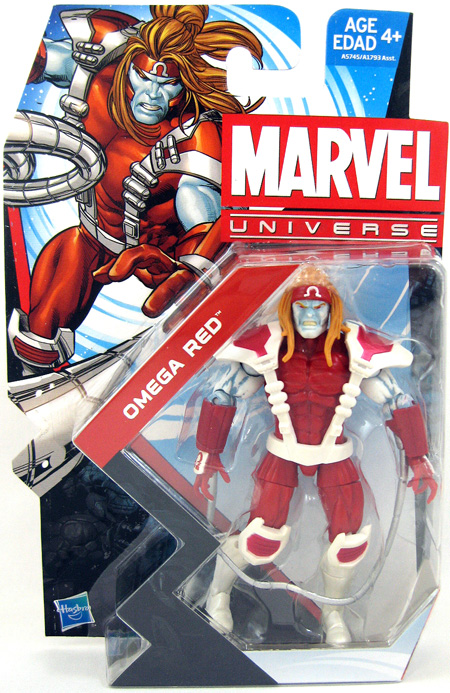 Omega Red Marvel Universe Figure #26