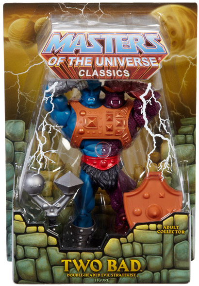 Two Bad MOTU Figure
