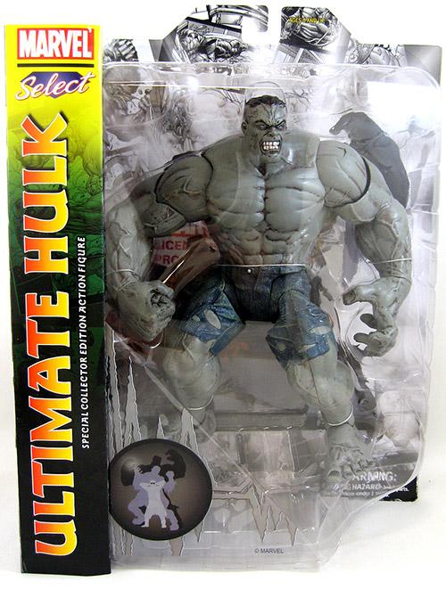 Ultimate Grey Hulk Marvel Select Figure