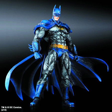 Batman Arkham City Playarts Kai Figure