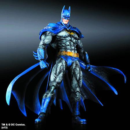Batman Arkham City Playarts Kai Figure