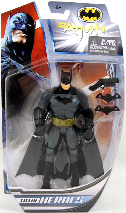 Batman DC Total Heroes Figure