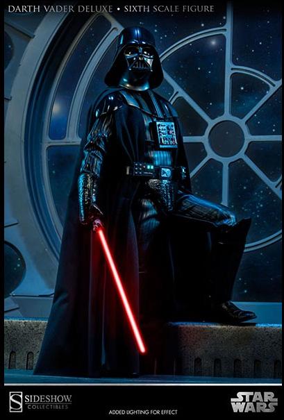 Darth Vader Sideshow Figure