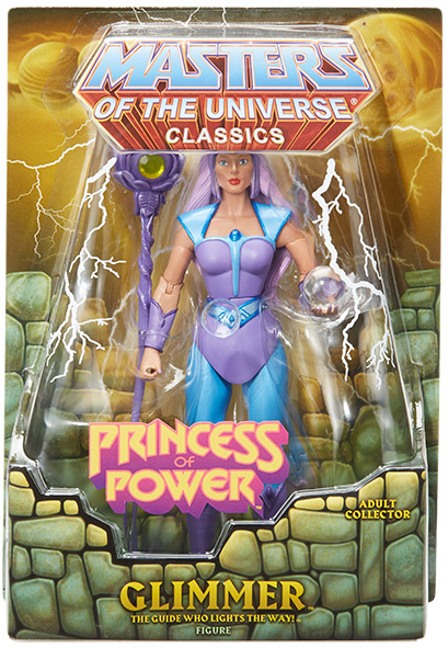 Masters of the Universe Glimmer Figure